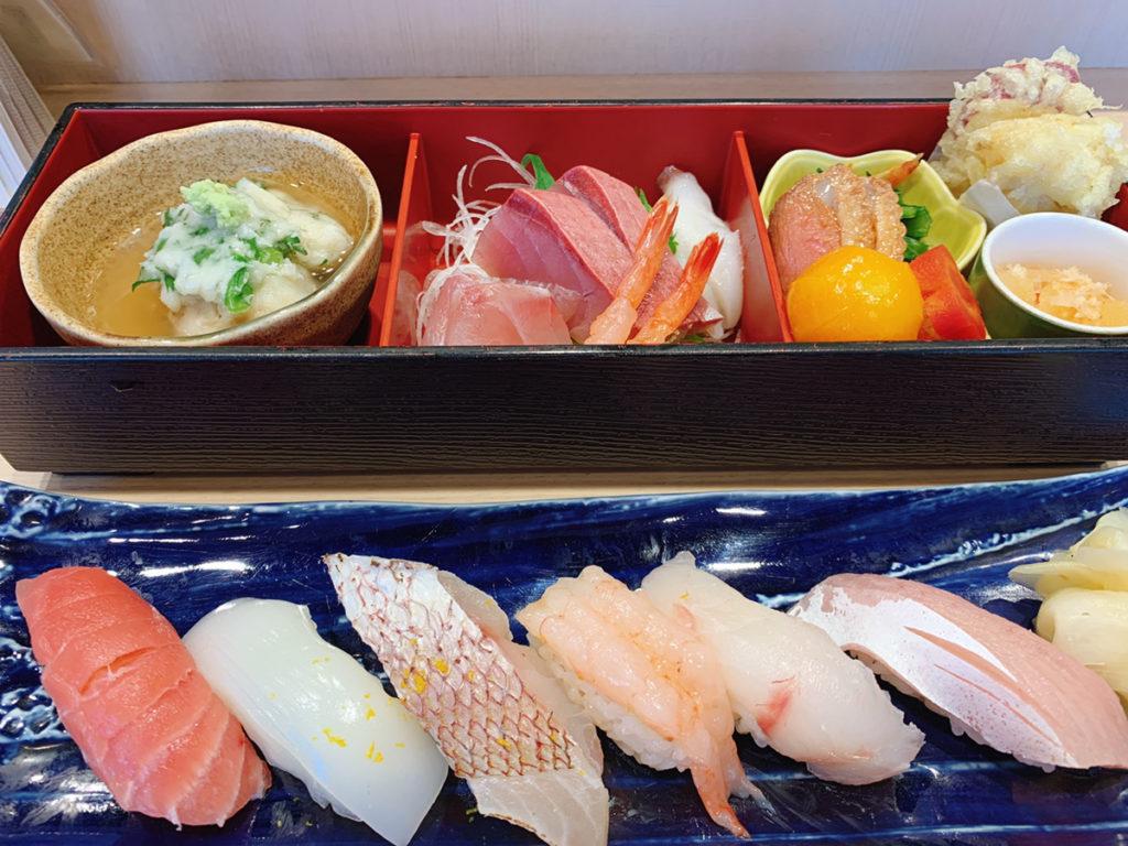 新潟佐渡の寿司弁慶