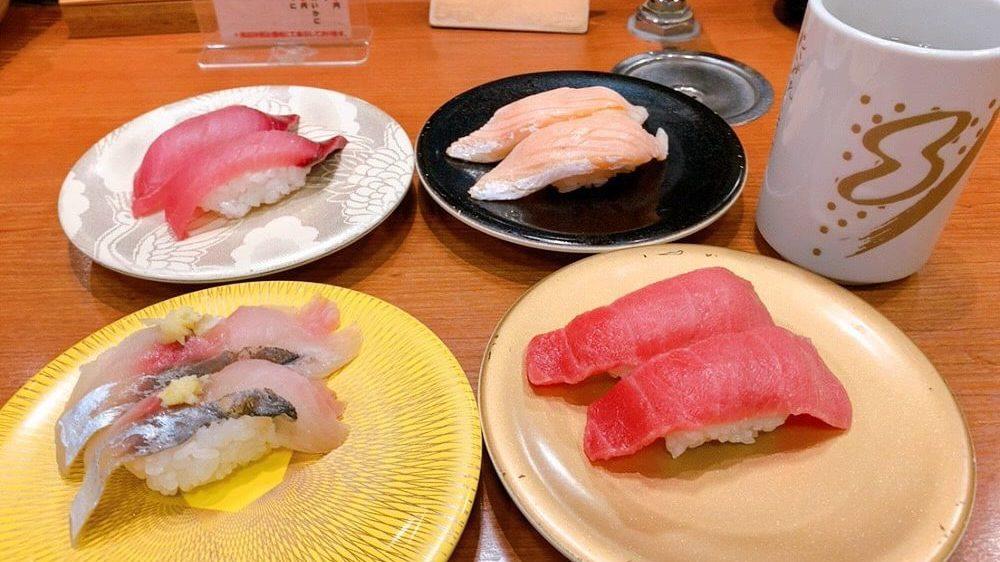 新潟駅の寿司屋
